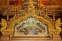 буддийская скульптура Стоковая Фотография