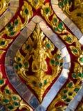 Буддийские виски Uthaithani Таиланд Стоковое Изображение RF