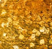 Буддийские золотые шарики стоковая фотография