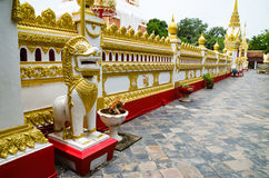 Буддийские реликвии Стоковые Фото