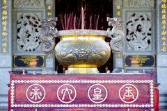 Буддийский висок в Бали Стоковое Изображение