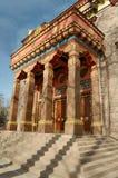 Буддийский висок в Санкт-Петербурге Стоковые Изображения RF