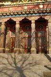 Буддийский висок в Санкт-Петербурге Стоковые Фотографии RF