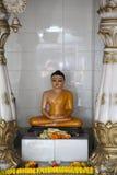 Буддийский висок в Howrah, Индии стоковое изображение rf
