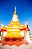 Буддийский висок в koh Samui, Таиланде Стоковое Изображение
