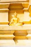 Буддийский висок в koh Samui, Таиланде Стоковые Фото