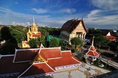 буддийский висок тайский Стоковая Фотография RF