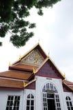 буддийский висок тайский Стоковые Изображения RF