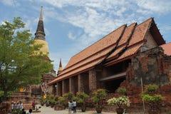 Буддийский висок, Стоковая Фотография RF