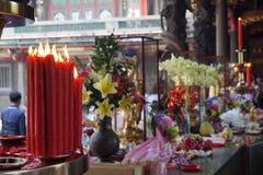 буддийский висок Стоковые Фотографии RF