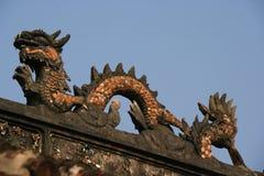 Буддийский висок - Hoi - Вьетнам (11) Стоковые Изображения RF