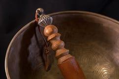 Буддийский колокол Стоковые Фото