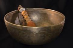 Буддийский колокол Стоковое Изображение RF
