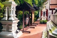 Буддийский монастырь в Таиланде стоковые изображения