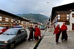 буддийский монах Стоковые Изображения RF