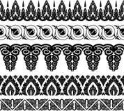 буддийский орнамент Стоковое фото RF