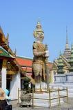Буддийский религиозный попечитель Стоковое Изображение