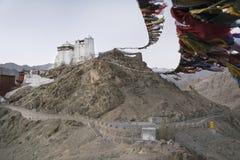 буддийский скит Стоковое фото RF