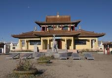 буддийский скит Стоковые Изображения