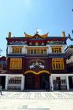 буддийский скит Стоковое Изображение