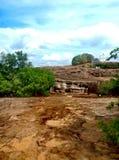 Буддийский центр в Tantirimale Стоковое фото RF