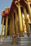 Буддийское здание в wat buakwan Таиланде виска Стоковое фото RF
