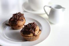 Булочка Шоколад-кофе Стоковая Фотография RF