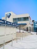 Стадион команды футбола удара Монреали Стоковые Фотографии RF