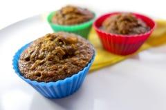 Здоровые булочки завтрака Стоковое Фото