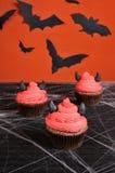 Булочки на хеллоуин Стоковое фото RF