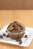 Булочки обломока шоколада шоколада Стоковые Фотографии RF