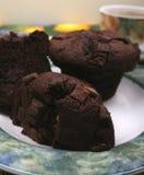 Булочки обломока шоколада Стоковые Изображения RF
