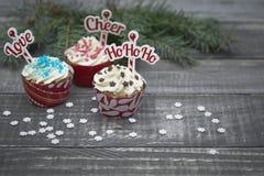Булочки рождества Стоковые Изображения