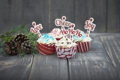 Булочки рождества Стоковая Фотография RF