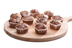 булочки шоколада вкусные Стоковое Изображение RF