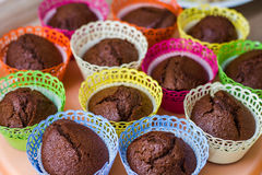Булочки шоколада Стоковая Фотография
