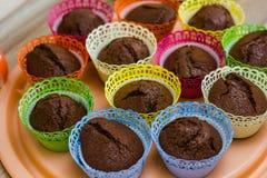 Булочки шоколада Стоковая Фотография RF