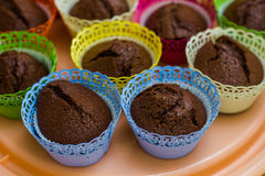 Булочки шоколада Стоковые Фото