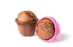 Булочки шоколада Стоковые Изображения RF