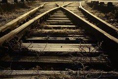 будущее к путю Стоковая Фотография RF