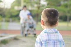 Будущее ребенка Стоковое Изображение RF
