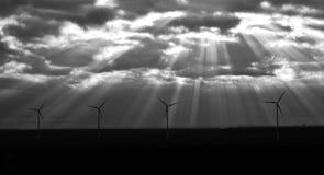 будущее устойчивое Стоковые Фото