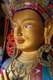Будущий Будда на монастыре Thikse Стоковое Изображение