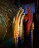 Будущий Будда на монастыре Thikse Стоковые Фотографии RF