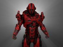 будущий воин Стоковая Фотография RF