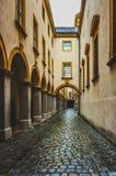 Булыжник аббатства Melk стоковое фото rf