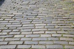 Булыжник в декане Деревне; Эдинбург стоковое фото