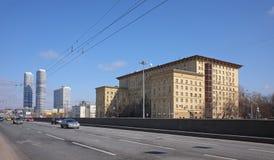Бульвар Миры улицы Стоковое фото RF