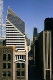 Бульвар Мичигана и здание Hancock стоковое изображение rf