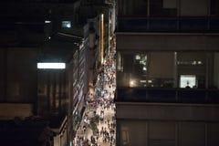Бульвар Juarez стоковая фотография rf